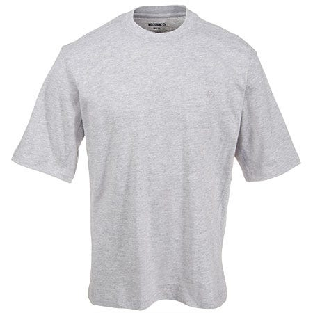 Wolverine Clothing Men's W1137600 025 Grey Rockford Moisture Wicking Tee Shirt