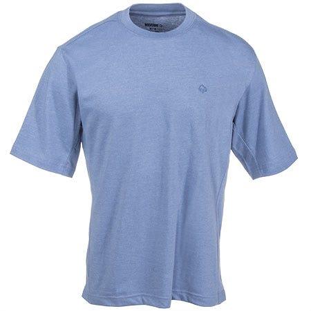 Wolverine Clothing Men's W1137600 402 Blue DuraLock Performance Tee Shirt
