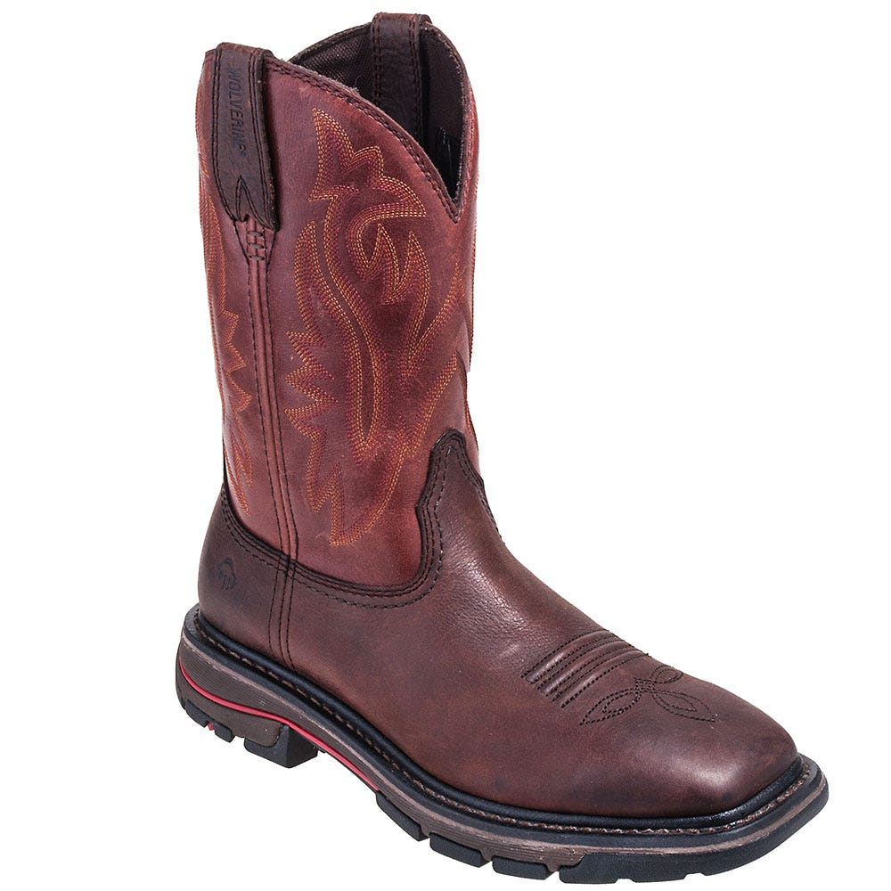 Wolverine Boots Men's Work Boots 2784