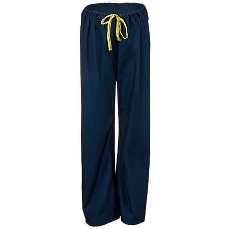 Wonderwink Men's Papa Scrub Navy Blue Pants 5006 NVY