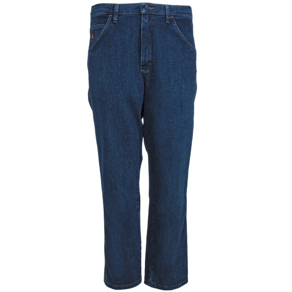 wrangler jeans men 39 s frac50 m midstone fr advanced comfort relaxed fit jeans. Black Bedroom Furniture Sets. Home Design Ideas