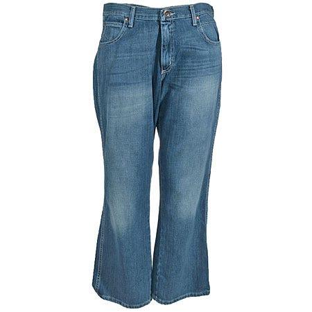 Wrangler Jeans: Men's Relaxed Fit Blue Cotton Denim Jeans WRT20 RT Sale $44.00 Item#WRT20RT :