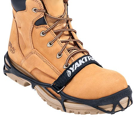 Yaktrax Footwear