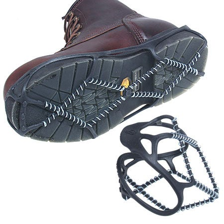 Yak Trax Walker  Spikeless Over Shoe Traction Device